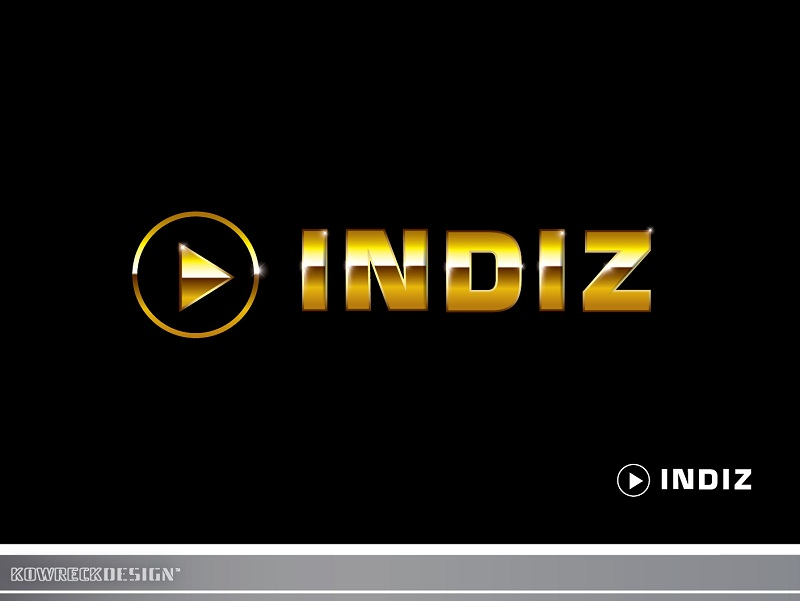 Logo Design by kowreck - Entry No. 142 in the Logo Design Contest Fun Logo Design for Indiz.