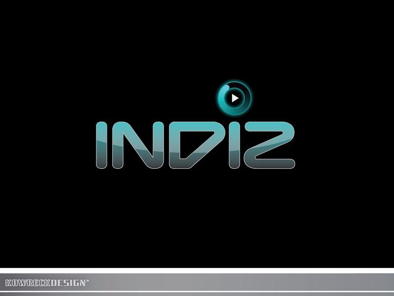 Logo Design by kowreck - Entry No. 143 in the Logo Design Contest Fun Logo Design for Indiz.