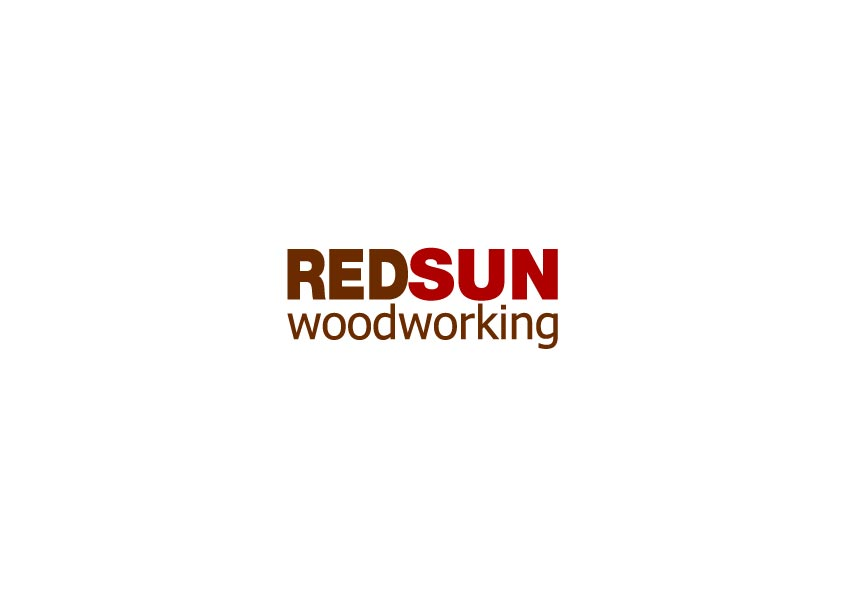 Logo Design by Osi Indra - Entry No. 65 in the Logo Design Contest Red Sun Woodworking Logo Design.
