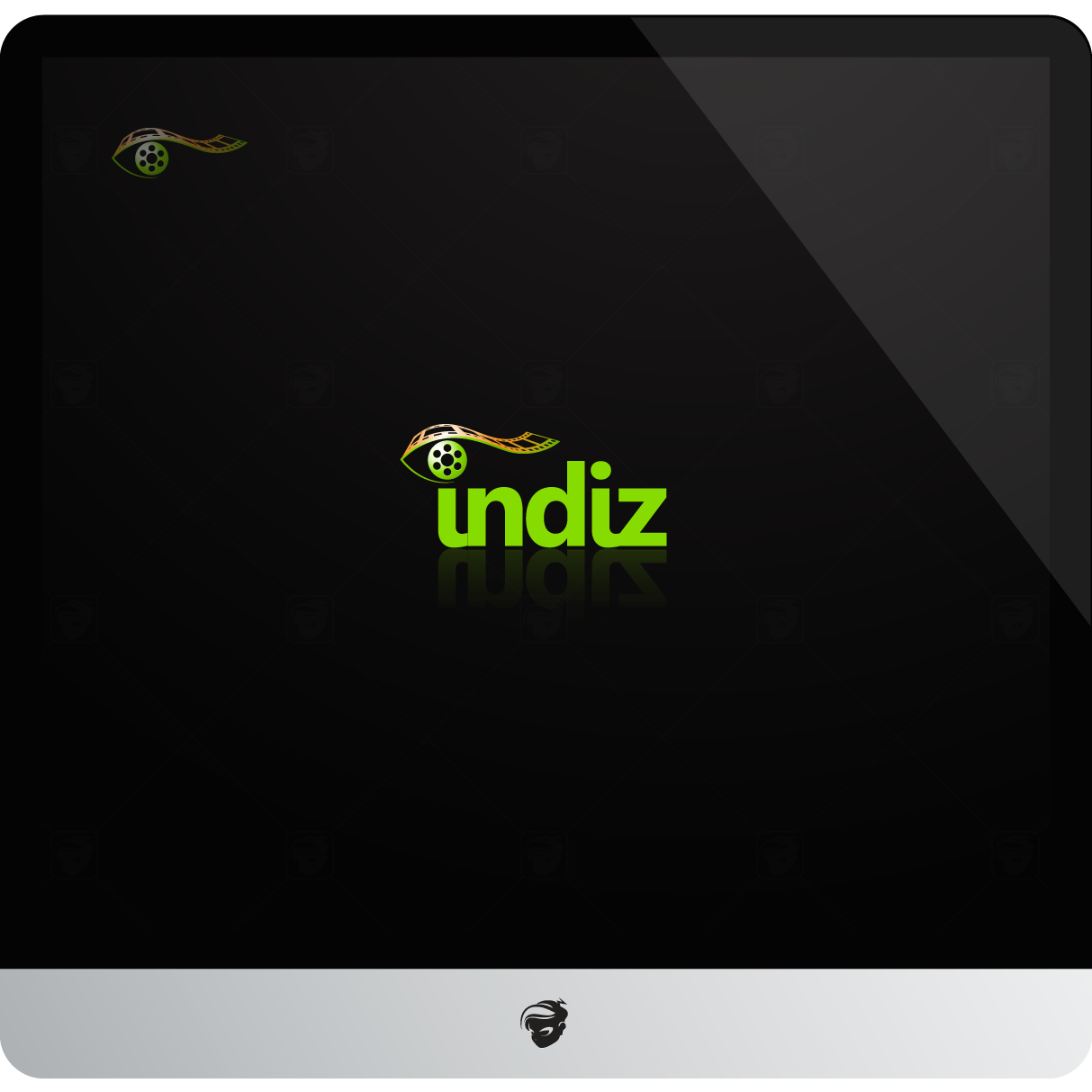 Logo Design by zesthar - Entry No. 165 in the Logo Design Contest Fun Logo Design for Indiz.