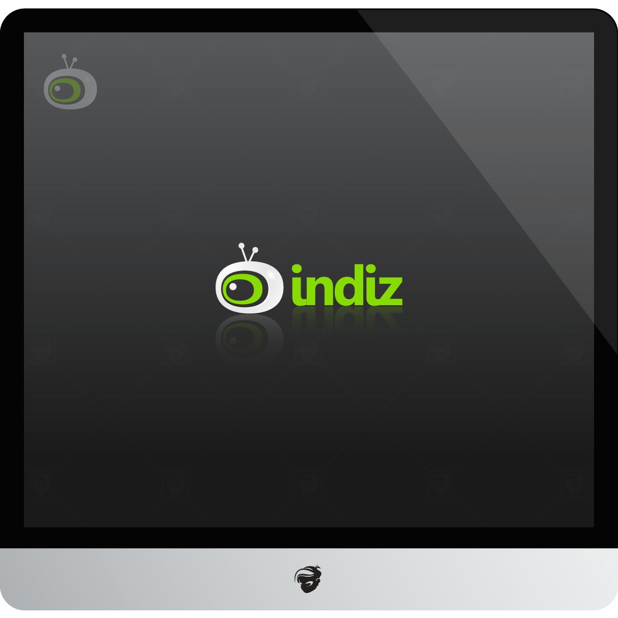 Logo Design by zesthar - Entry No. 166 in the Logo Design Contest Fun Logo Design for Indiz.