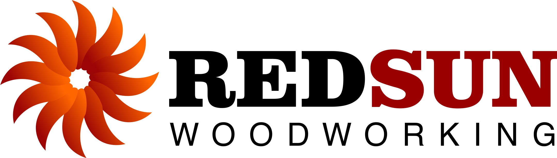 Logo Design by Private User - Entry No. 69 in the Logo Design Contest Red Sun Woodworking Logo Design.