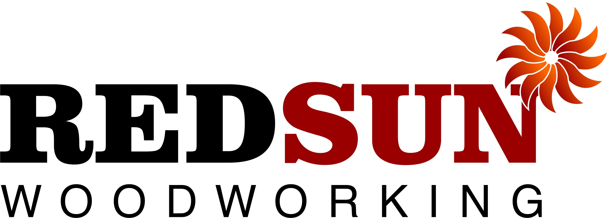 Logo Design by Private User - Entry No. 70 in the Logo Design Contest Red Sun Woodworking Logo Design.