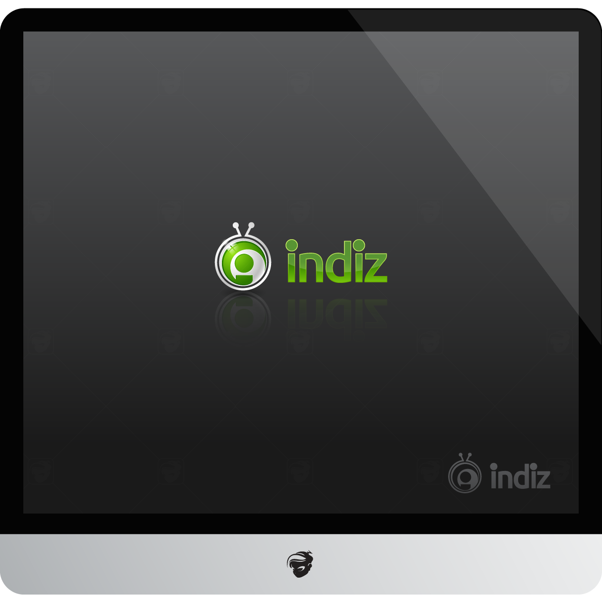 Logo Design by zesthar - Entry No. 169 in the Logo Design Contest Fun Logo Design for Indiz.