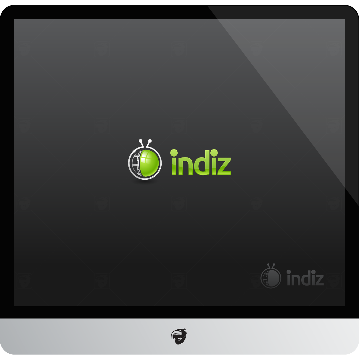 Logo Design by zesthar - Entry No. 170 in the Logo Design Contest Fun Logo Design for Indiz.