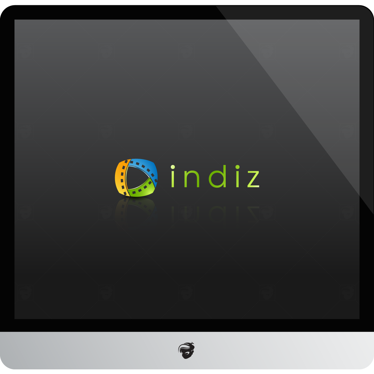 Logo Design by zesthar - Entry No. 171 in the Logo Design Contest Fun Logo Design for Indiz.