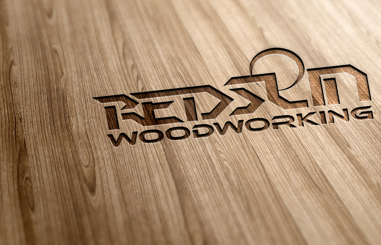 Logo Design by Private User - Entry No. 78 in the Logo Design Contest Red Sun Woodworking Logo Design.