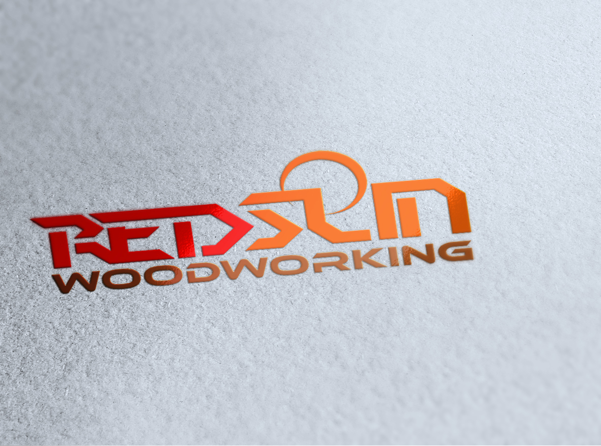 Logo Design by Private User - Entry No. 79 in the Logo Design Contest Red Sun Woodworking Logo Design.