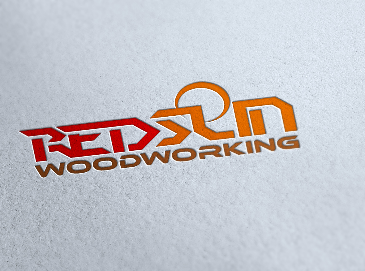 Logo Design by Private User - Entry No. 81 in the Logo Design Contest Red Sun Woodworking Logo Design.