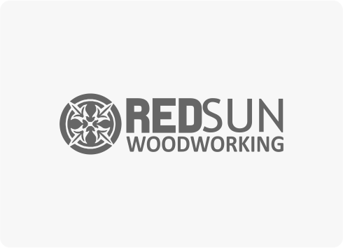 Logo Design by hidra - Entry No. 84 in the Logo Design Contest Red Sun Woodworking Logo Design.