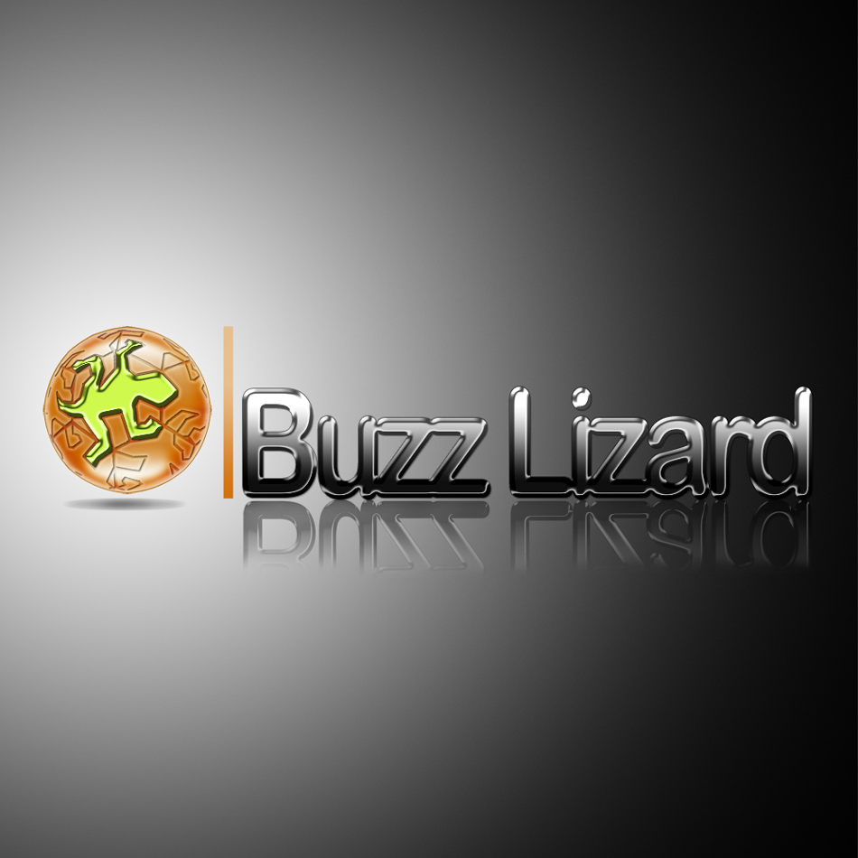 Logo Design by lapakera - Entry No. 51 in the Logo Design Contest Buzz Lizard.
