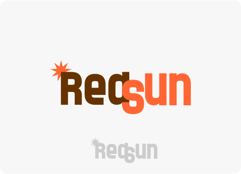 Logo Design by hidra - Entry No. 85 in the Logo Design Contest Red Sun Woodworking Logo Design.