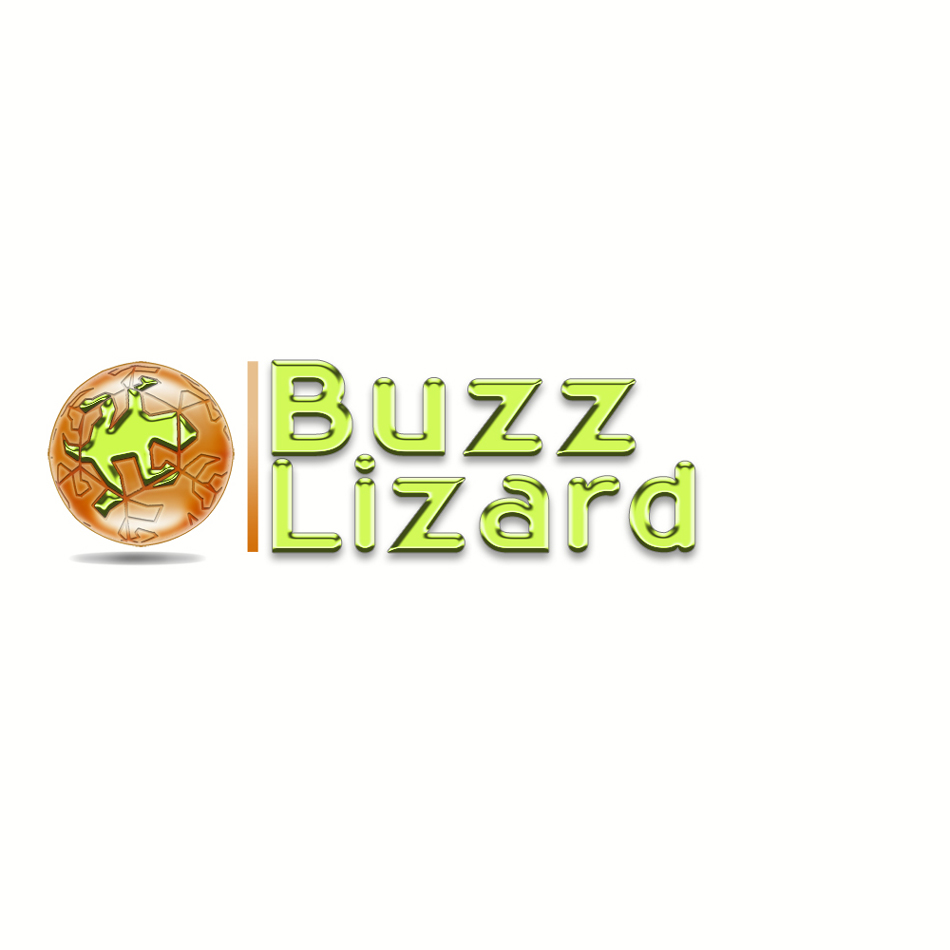 Logo Design by lapakera - Entry No. 52 in the Logo Design Contest Buzz Lizard.