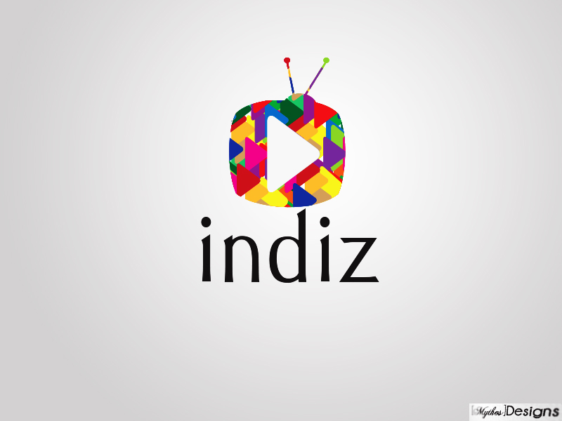 Logo Design by Mythos Designs - Entry No. 186 in the Logo Design Contest Fun Logo Design for Indiz.