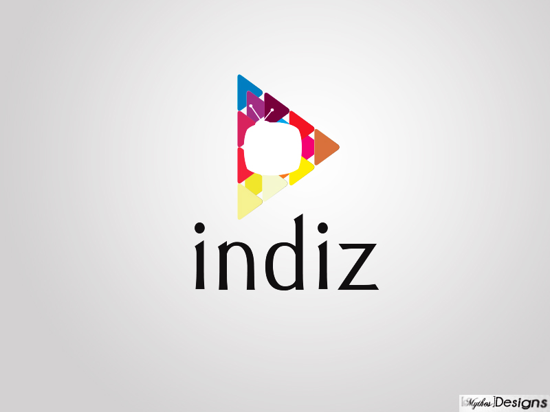 Logo Design by Mythos Designs - Entry No. 187 in the Logo Design Contest Fun Logo Design for Indiz.