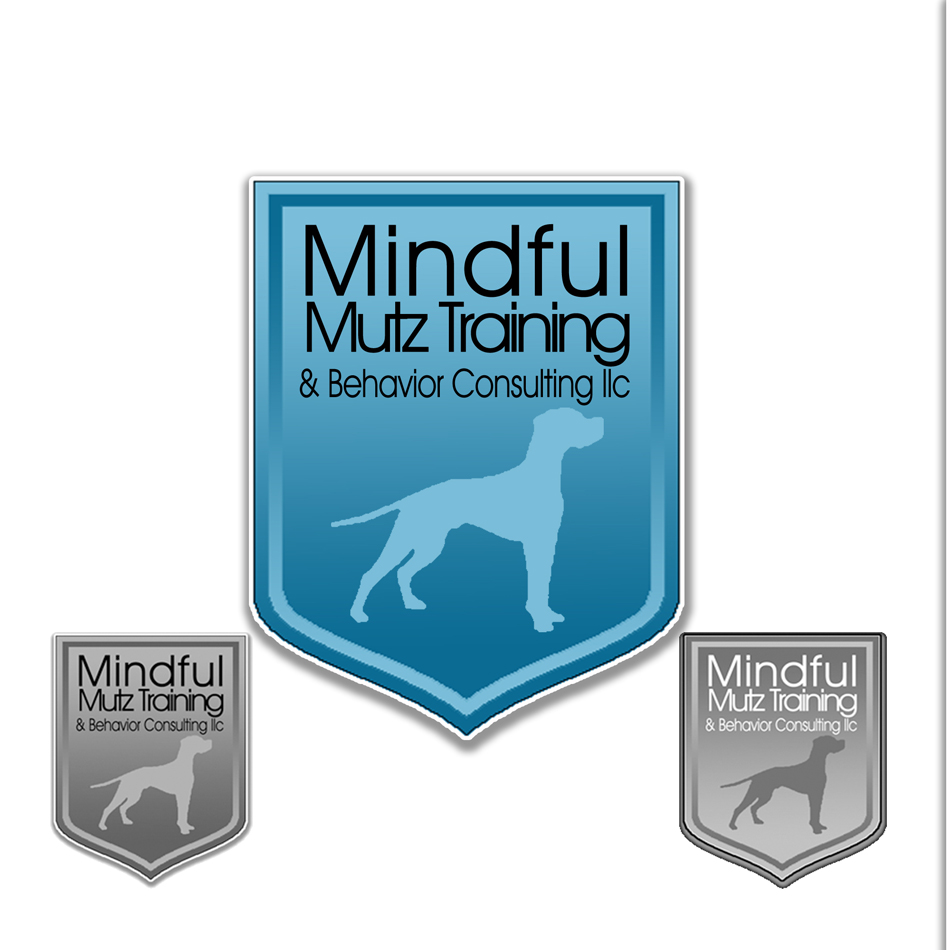 Logo Design by lapakera - Entry No. 95 in the Logo Design Contest Mindful Mutz Training & Behavior Consulting llc.