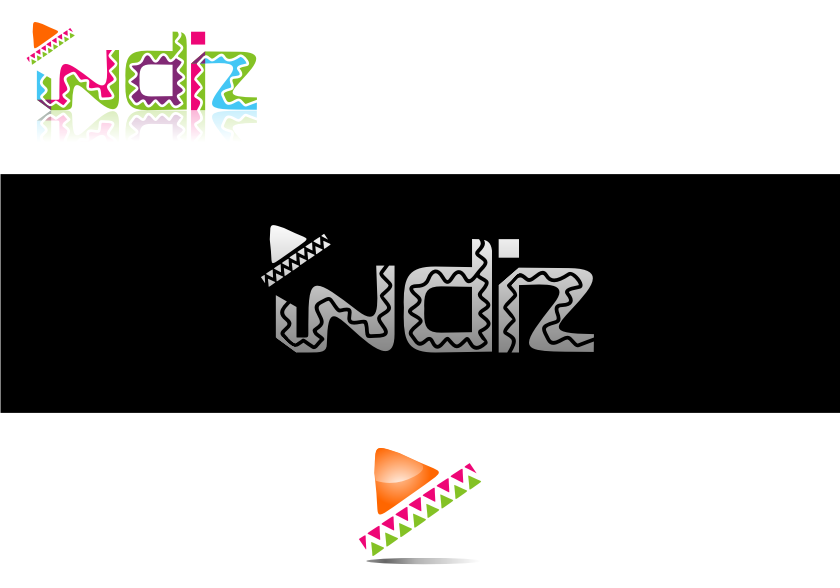 Logo Design by graphicleaf - Entry No. 189 in the Logo Design Contest Fun Logo Design for Indiz.