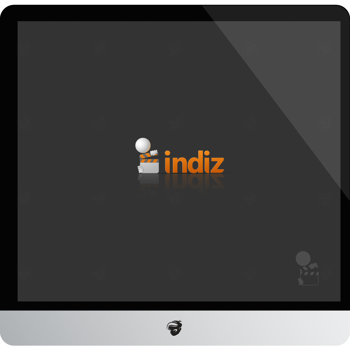 Logo Design by zesthar - Entry No. 205 in the Logo Design Contest Fun Logo Design for Indiz.