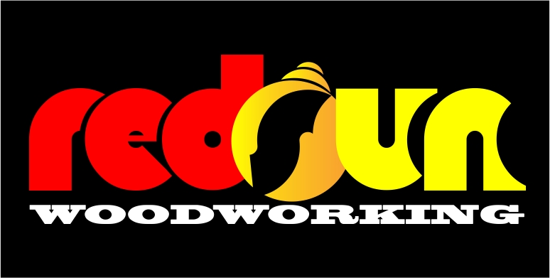 Logo Design by Crispin Vasquez - Entry No. 103 in the Logo Design Contest Red Sun Woodworking Logo Design.
