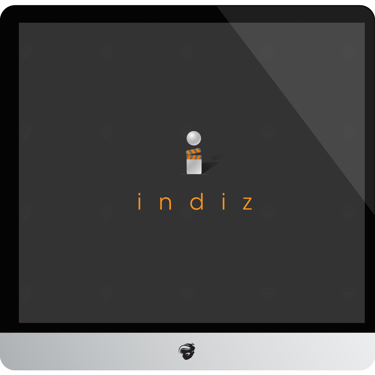 Logo Design by zesthar - Entry No. 210 in the Logo Design Contest Fun Logo Design for Indiz.