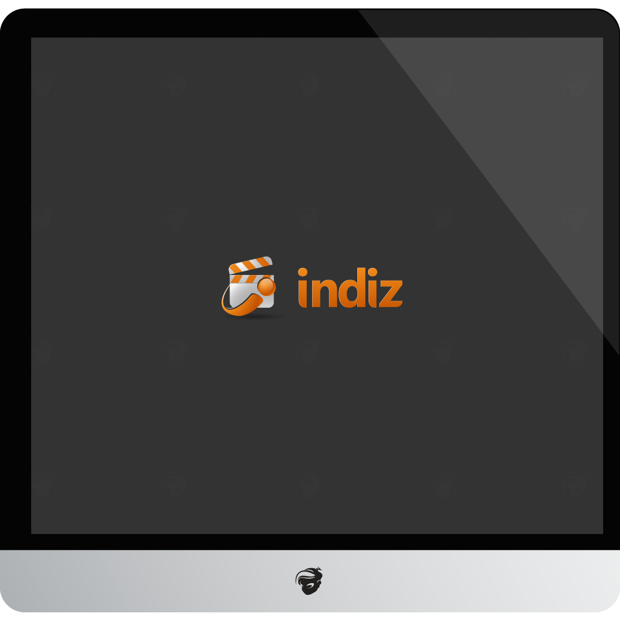 Logo Design by zesthar - Entry No. 211 in the Logo Design Contest Fun Logo Design for Indiz.