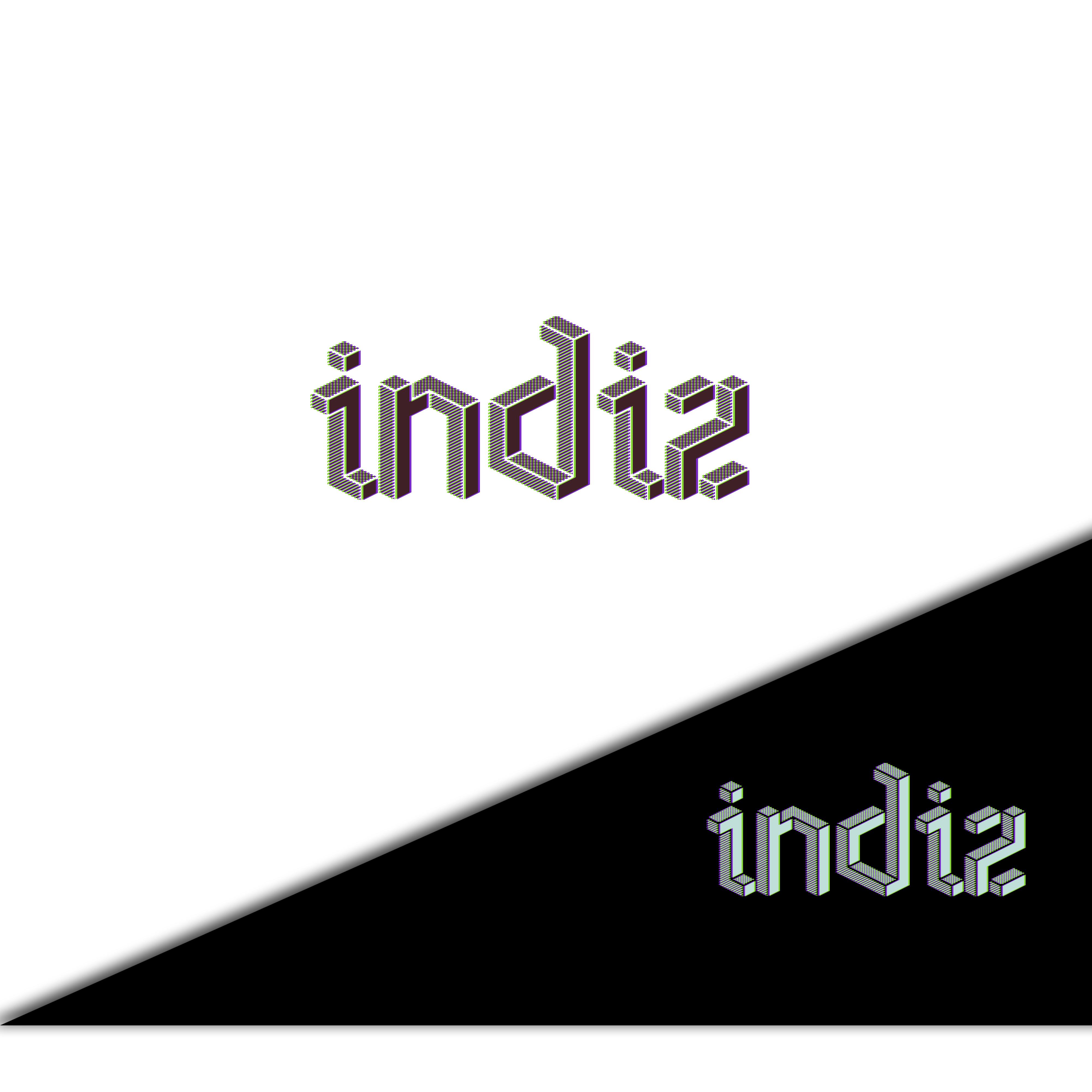 Logo Design by Utkarsh Bhandari - Entry No. 212 in the Logo Design Contest Fun Logo Design for Indiz.