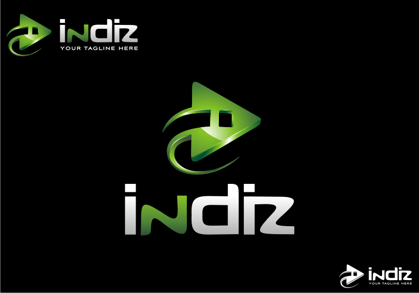 Logo Design by graphicleaf - Entry No. 220 in the Logo Design Contest Fun Logo Design for Indiz.