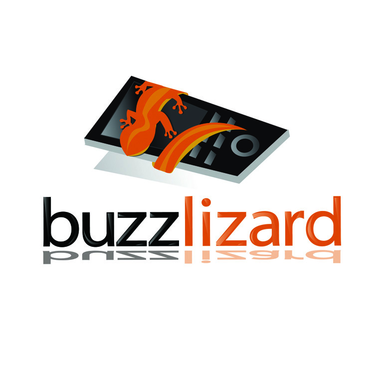 Logo Design by designlot - Entry No. 53 in the Logo Design Contest Buzz Lizard.