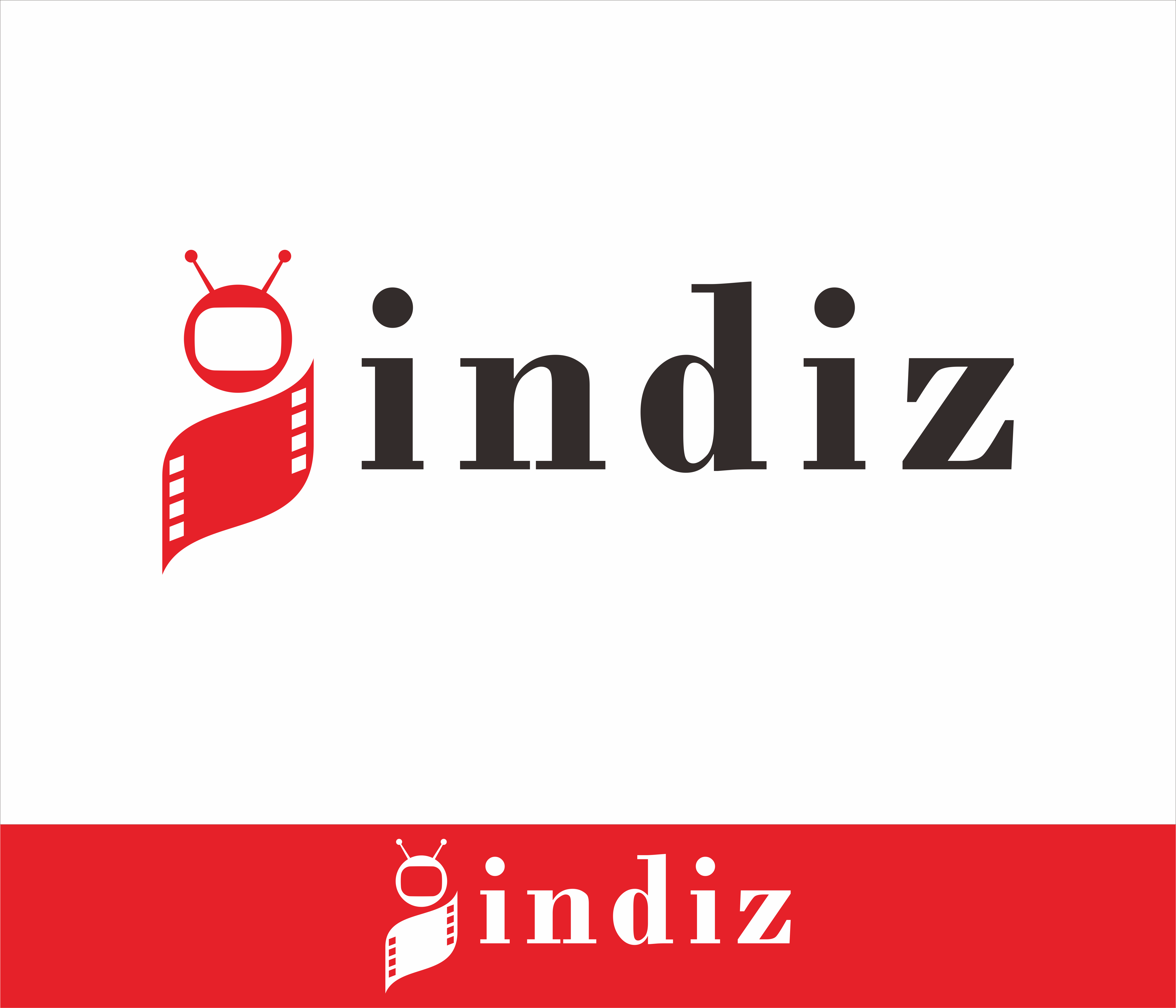 Logo Design by Armada Jamaluddin - Entry No. 223 in the Logo Design Contest Fun Logo Design for Indiz.