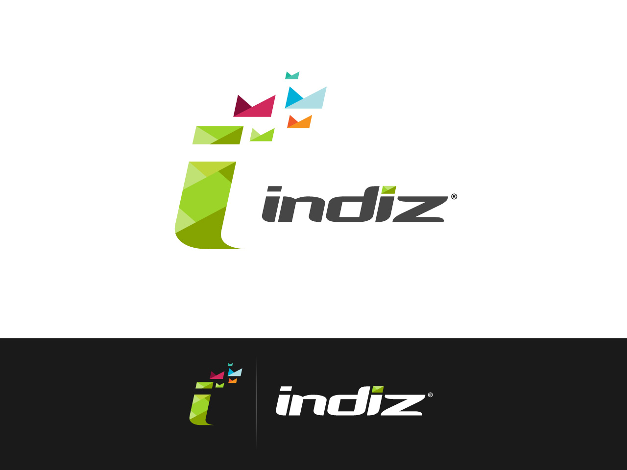 Logo Design by jpbituin - Entry No. 224 in the Logo Design Contest Fun Logo Design for Indiz.