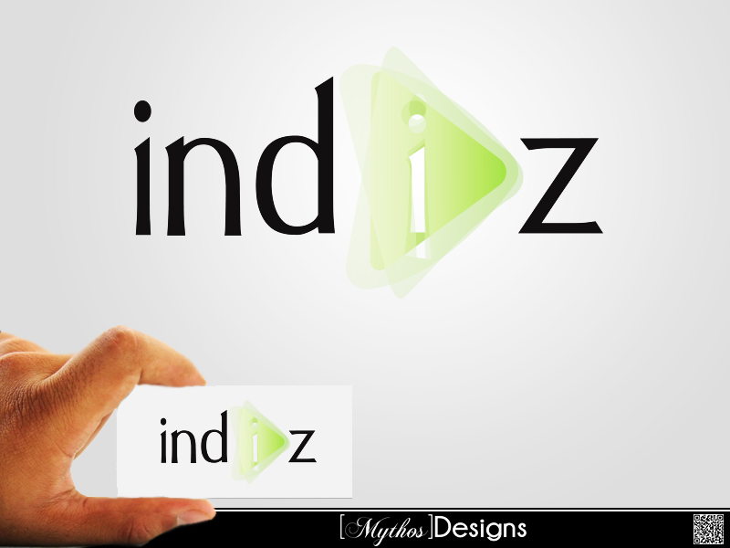 Logo Design by Mythos Designs - Entry No. 225 in the Logo Design Contest Fun Logo Design for Indiz.