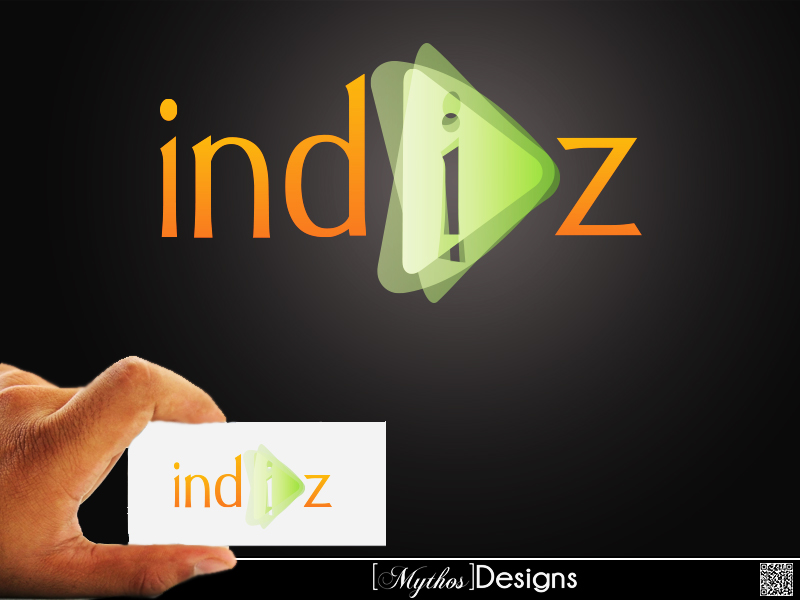 Logo Design by Mythos Designs - Entry No. 227 in the Logo Design Contest Fun Logo Design for Indiz.