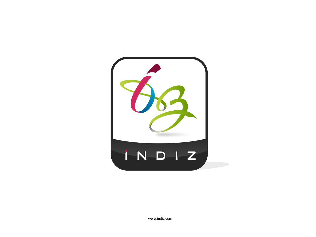 Logo Design by jpbituin - Entry No. 228 in the Logo Design Contest Fun Logo Design for Indiz.