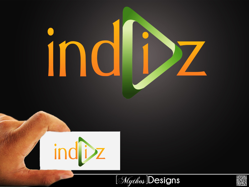 Logo Design by Mythos Designs - Entry No. 230 in the Logo Design Contest Fun Logo Design for Indiz.