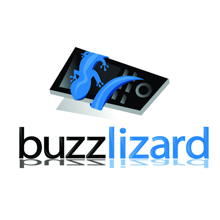 Logo Design by designlot - Entry No. 54 in the Logo Design Contest Buzz Lizard.