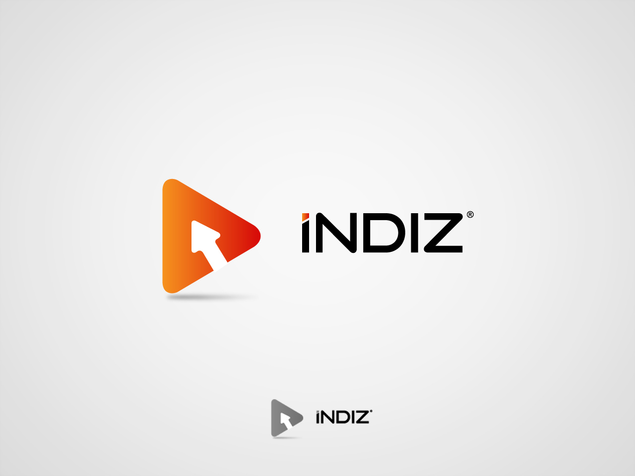 Logo Design by jpbituin - Entry No. 232 in the Logo Design Contest Fun Logo Design for Indiz.