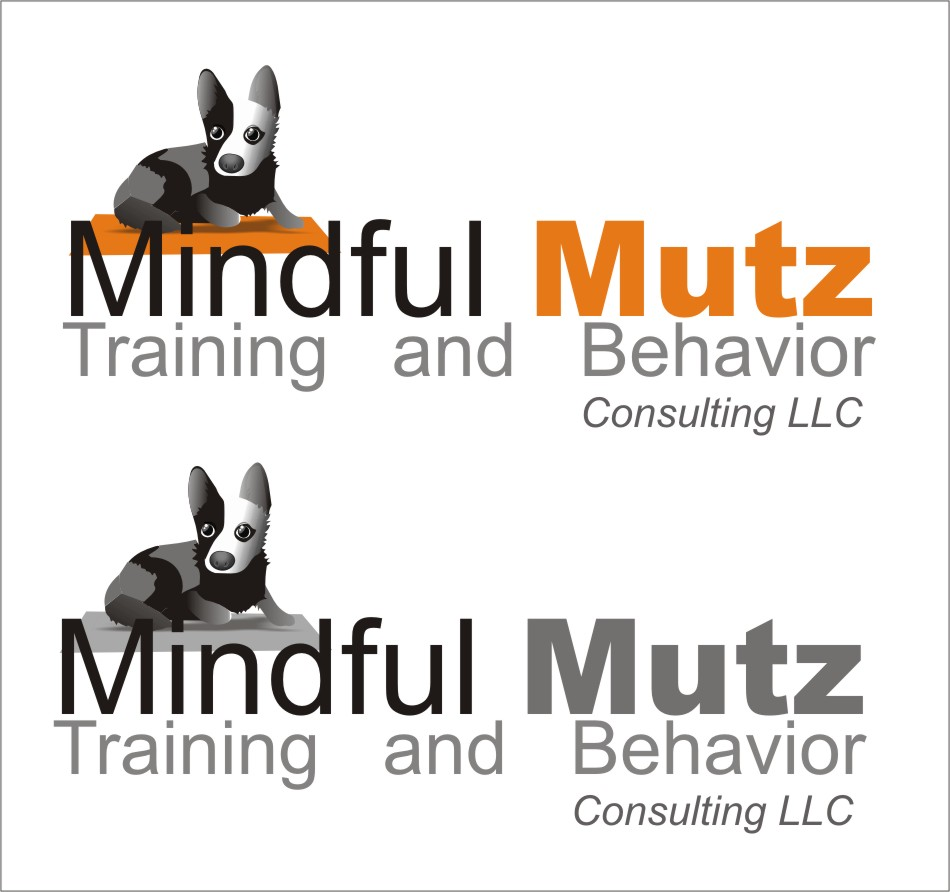 Logo Design by artist23 - Entry No. 103 in the Logo Design Contest Mindful Mutz Training & Behavior Consulting llc.