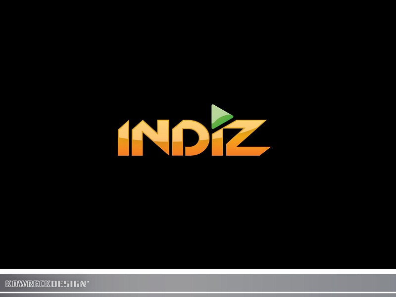 Logo Design by kowreck - Entry No. 240 in the Logo Design Contest Fun Logo Design for Indiz.
