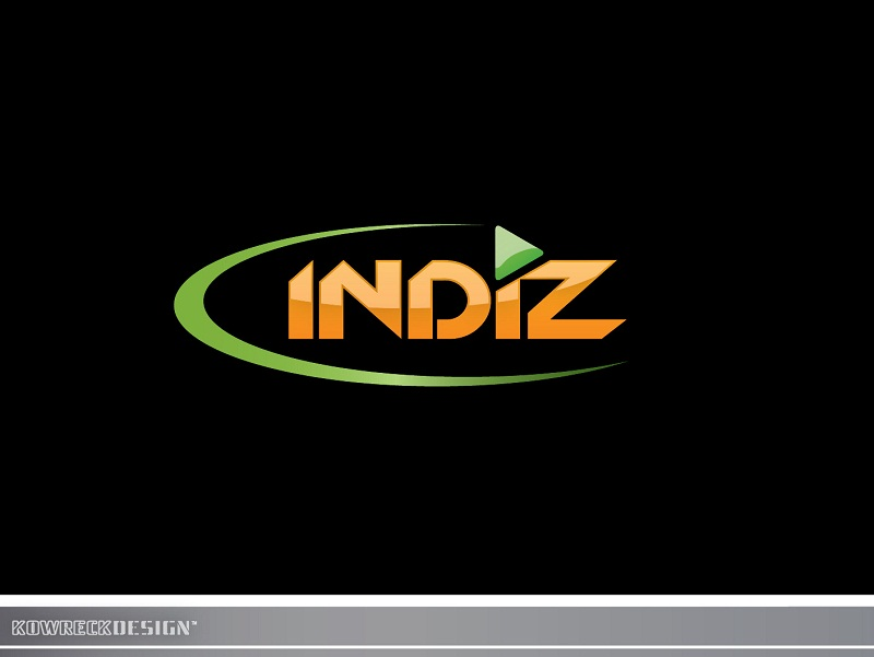 Logo Design by kowreck - Entry No. 241 in the Logo Design Contest Fun Logo Design for Indiz.