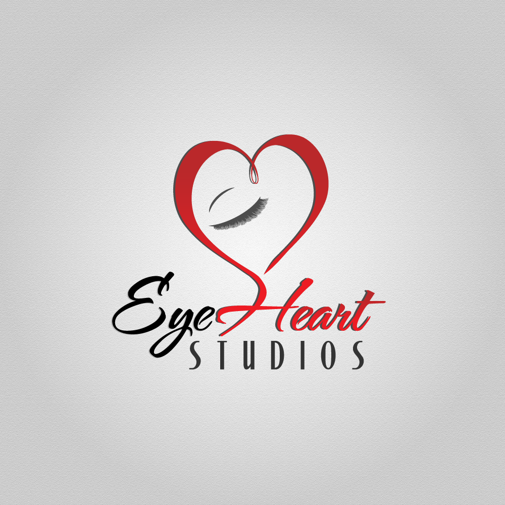 Logo Design by rockin - Entry No. 3 in the Logo Design Contest Unique Logo Design Wanted for Eye Heart Studios.