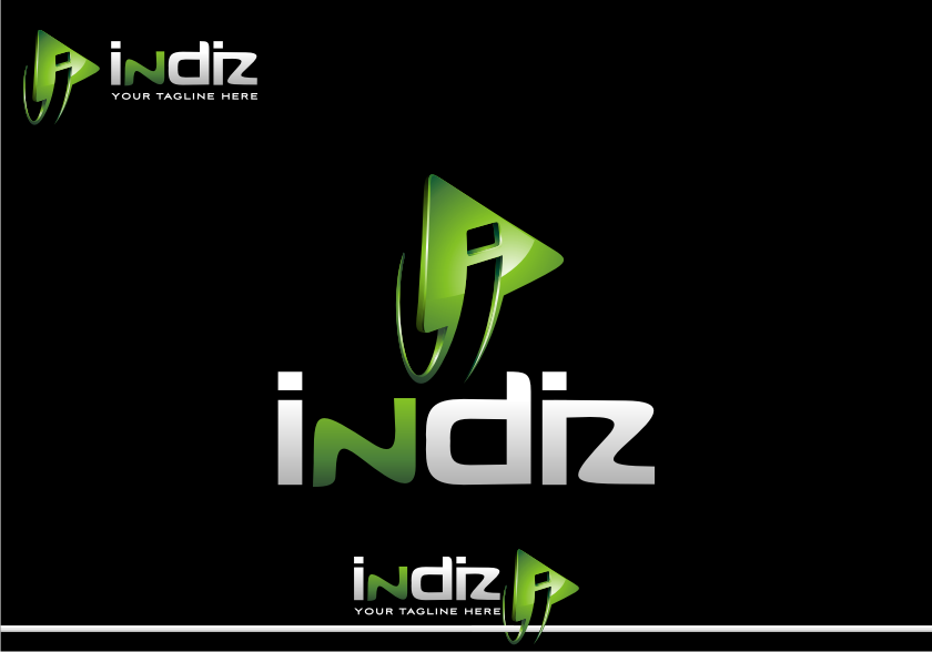 Logo Design by graphicleaf - Entry No. 252 in the Logo Design Contest Fun Logo Design for Indiz.