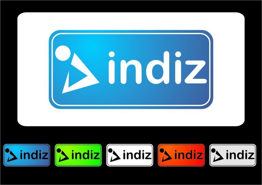 Logo Design by Ngepet_art - Entry No. 254 in the Logo Design Contest Fun Logo Design for Indiz.