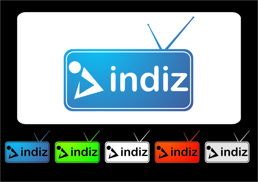 Logo Design by RoSyid Rono-Rene On Java - Entry No. 255 in the Logo Design Contest Fun Logo Design for Indiz.