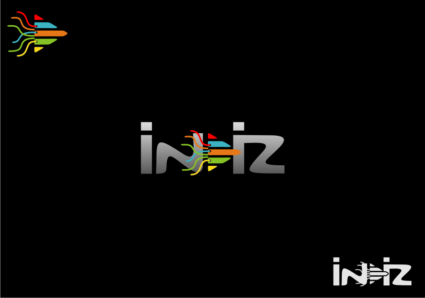 Logo Design by graphicleaf - Entry No. 257 in the Logo Design Contest Fun Logo Design for Indiz.