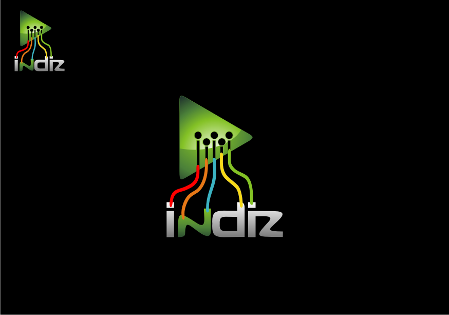 Logo Design by graphicleaf - Entry No. 258 in the Logo Design Contest Fun Logo Design for Indiz.