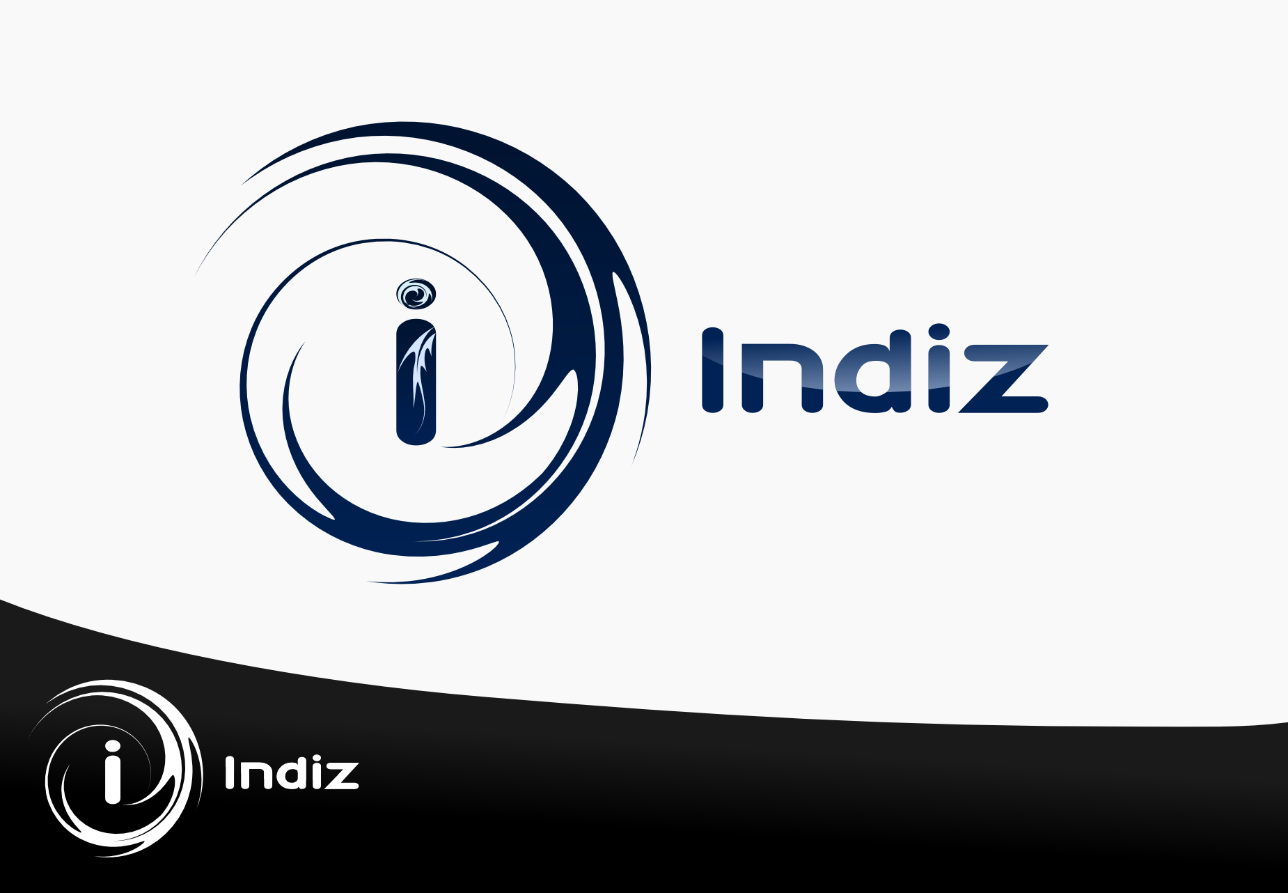 Logo Design by Arindam Khanda - Entry No. 264 in the Logo Design Contest Fun Logo Design for Indiz.