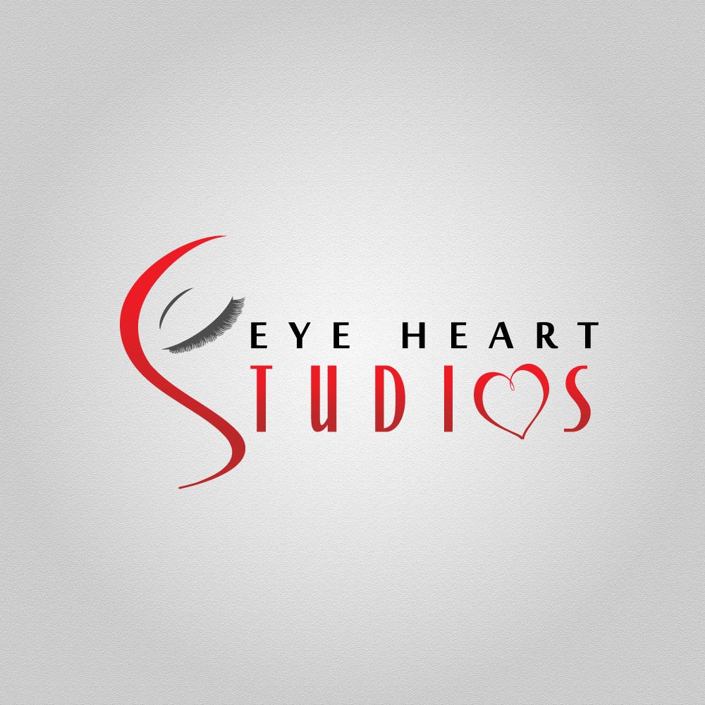 Logo Design by rockin - Entry No. 6 in the Logo Design Contest Unique Logo Design Wanted for Eye Heart Studios.