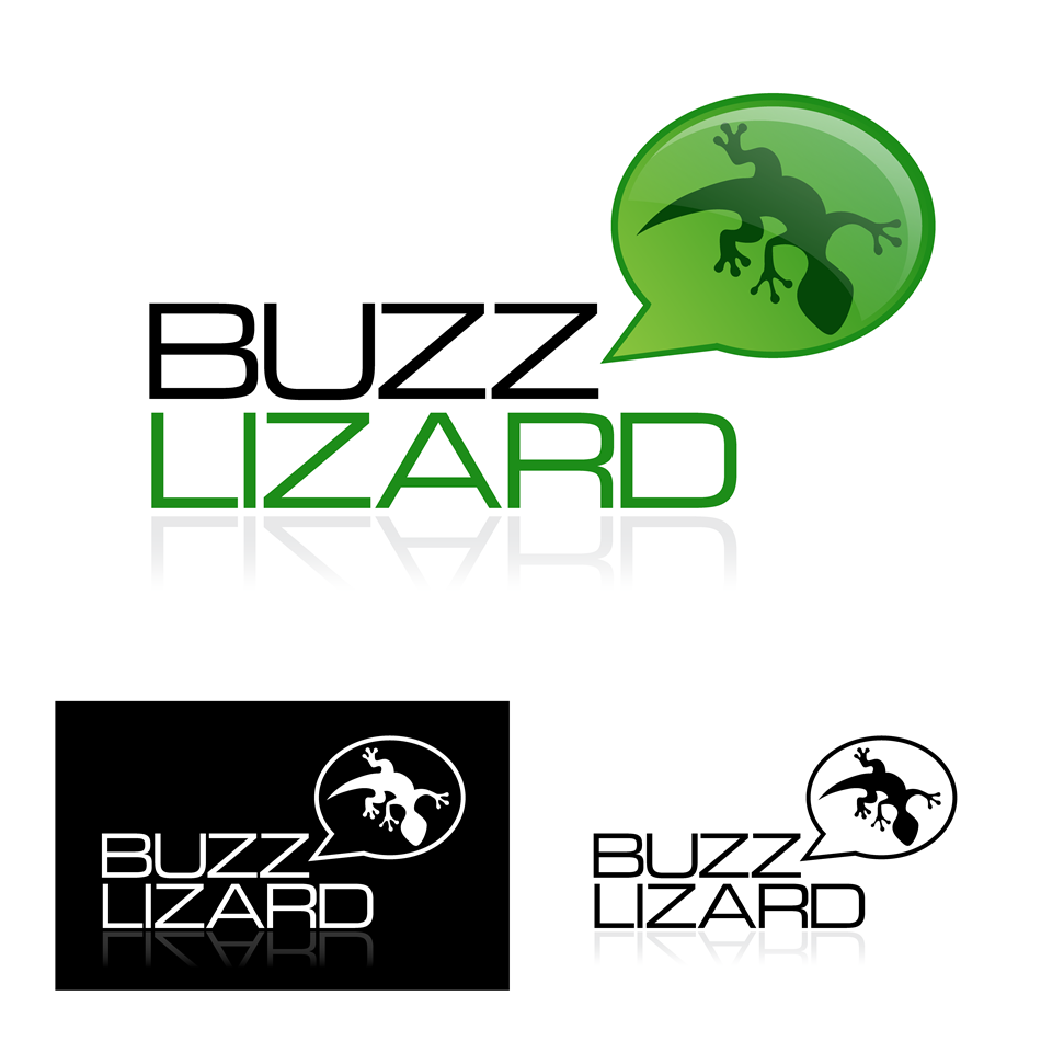 Logo Design by xenowebdev - Entry No. 56 in the Logo Design Contest Buzz Lizard.