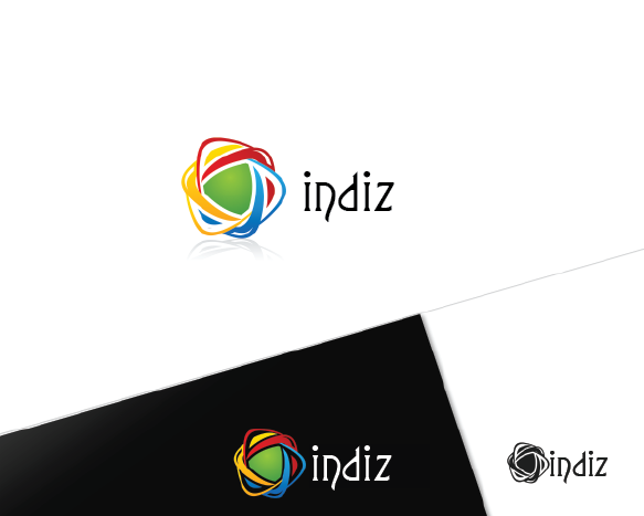 Logo Design by Muhammad Moeen - Entry No. 266 in the Logo Design Contest Fun Logo Design for Indiz.