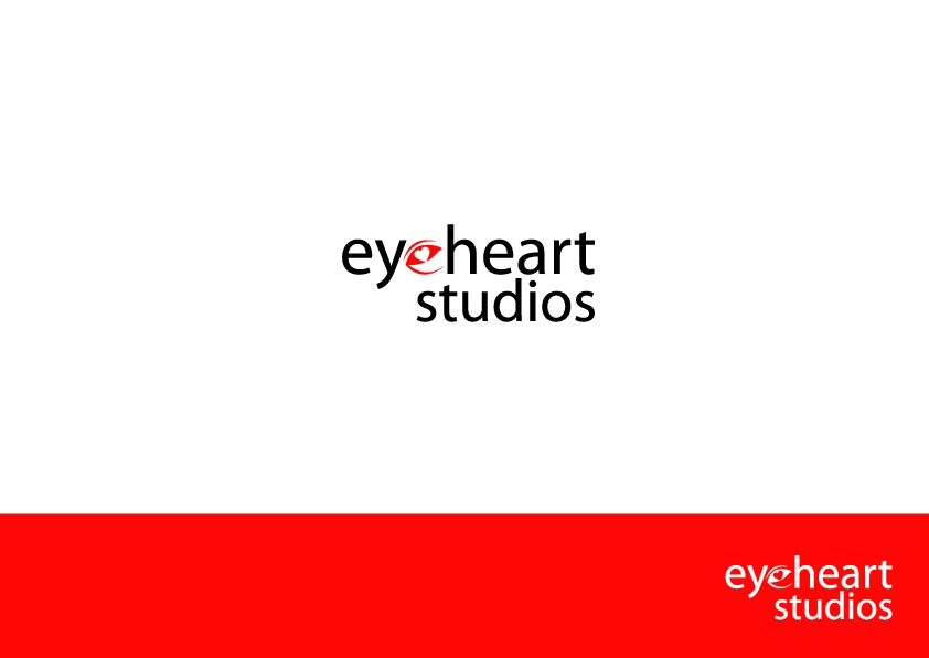 Logo Design by Osi Indra - Entry No. 9 in the Logo Design Contest Unique Logo Design Wanted for Eye Heart Studios.